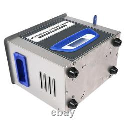 TUC-65 Digital LCD Ultrasonic Cleaner Cleaning Machine stainless steel EM