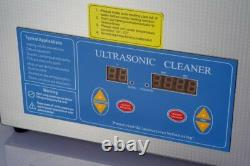Ultrasonic Cleaner Kendal Commercial Grade 480 Watts 6 Liters HB-S-36DHT, NEW