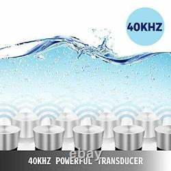 VEVOR Ultrasonic Cleaner 2L Ultrasonic Parts Cleaner Professional Stainless S